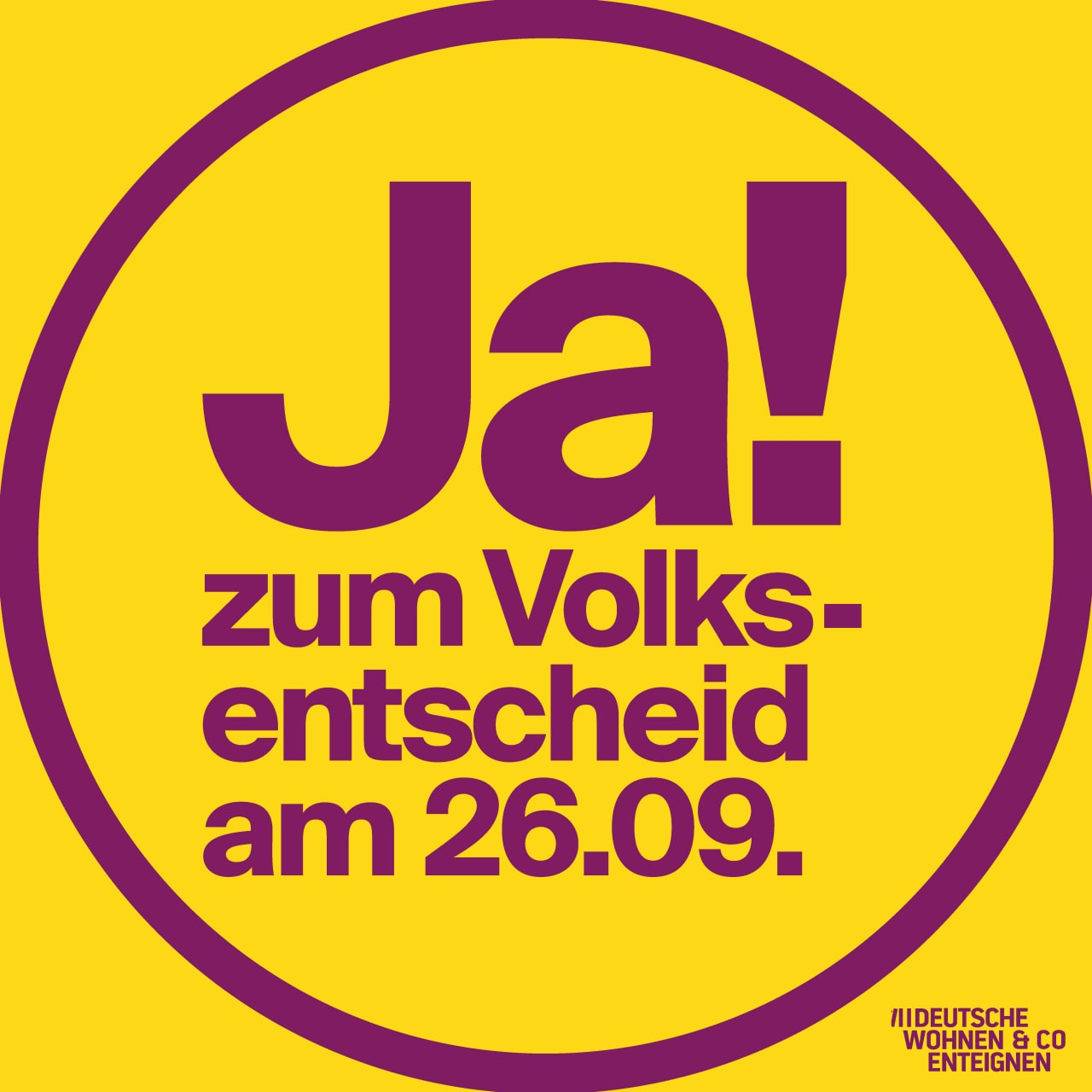 You are currently viewing Volksentscheid! 🗓